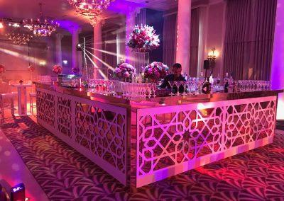 Bespoke Square Bar
