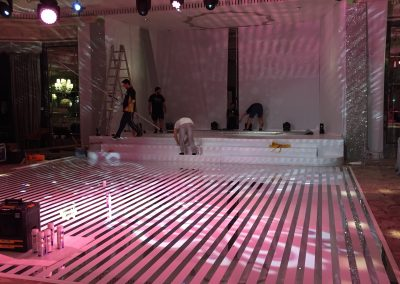 Dorchester Dance Floor