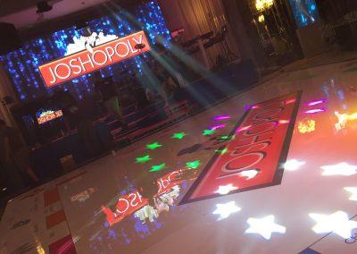 Dorchester Printed Dance Floor