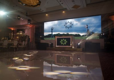 London Ballroom Panoramic