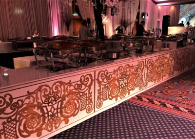 Printed Food Stations
