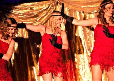 rouge flapper girls